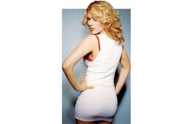 Top 15 Celebrity Asses (Now!) - Scarlett Johansson will always have our attention as long as she has a backside.