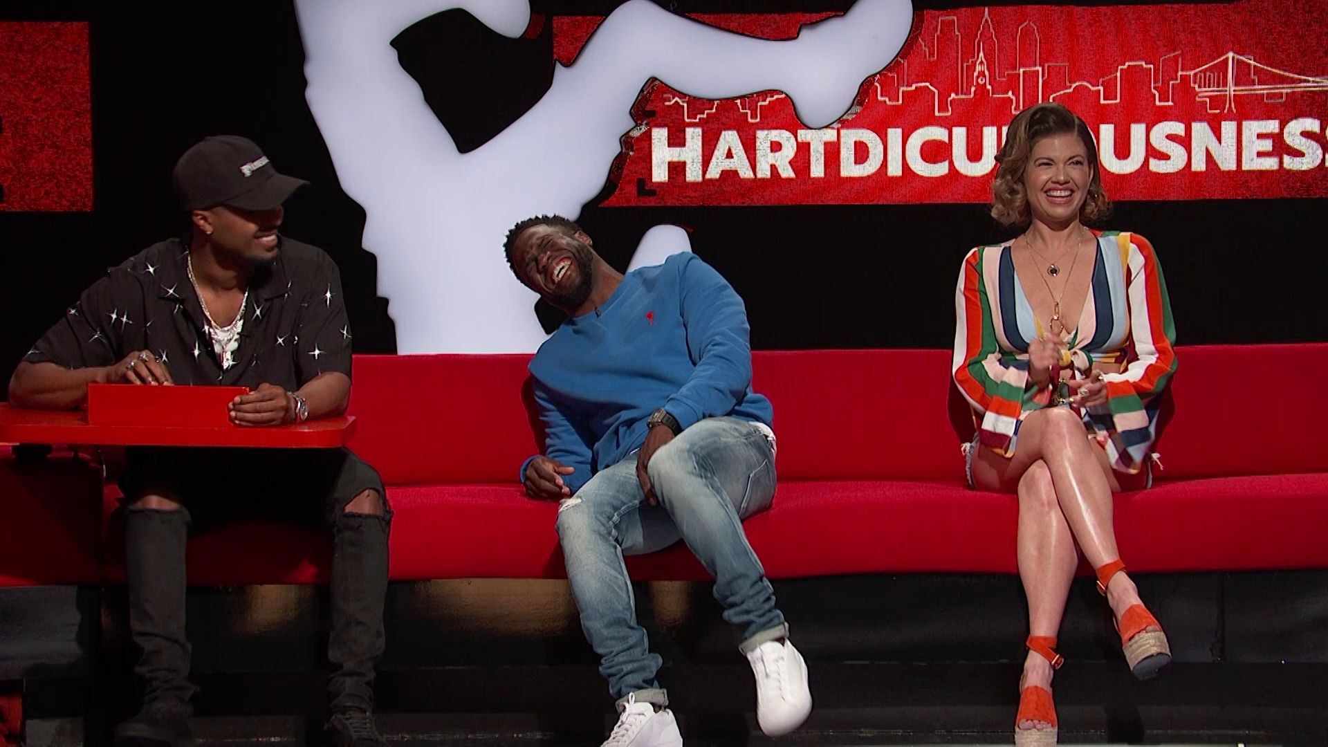 Sneak Peek Kevin Hart Takes Over Ridiculousness