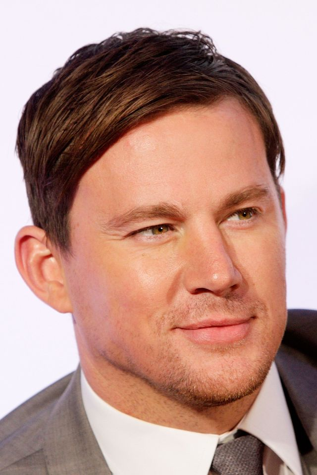 dear channing tatum: stop doing this to your hair - mtv
