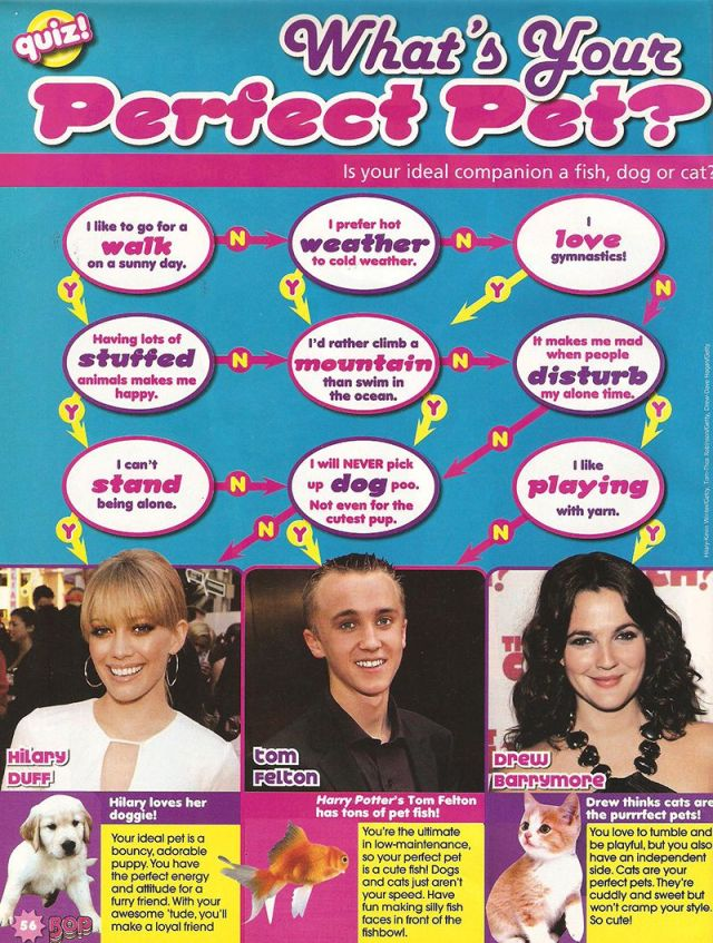 Go Back In Time With These Early 2000s Teen Magazine Scans - MTV