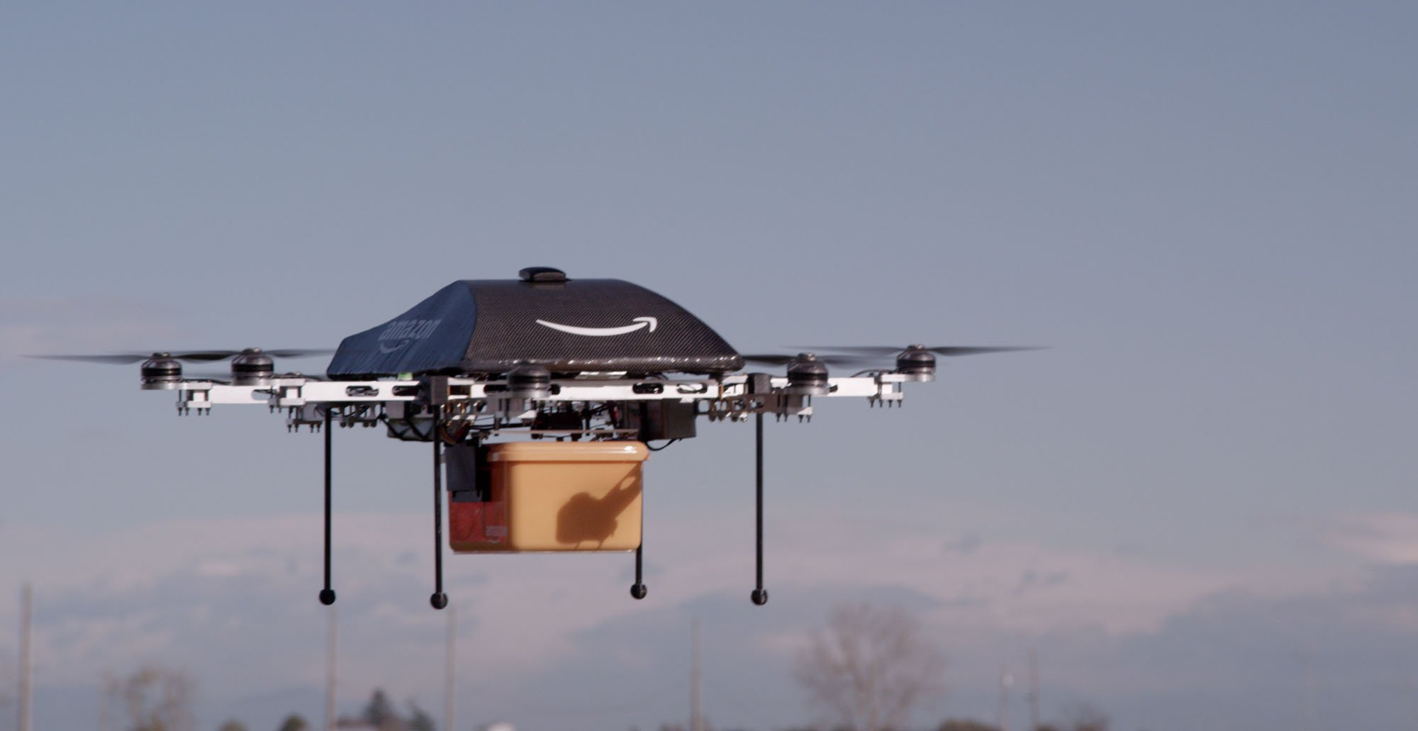 Amazone Prime Air Delivery