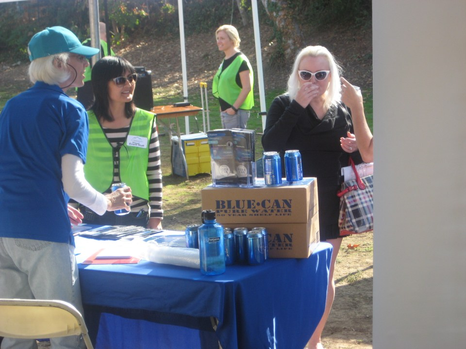 Sharal at the 2016 MWJN Disaster Preparedness Fair