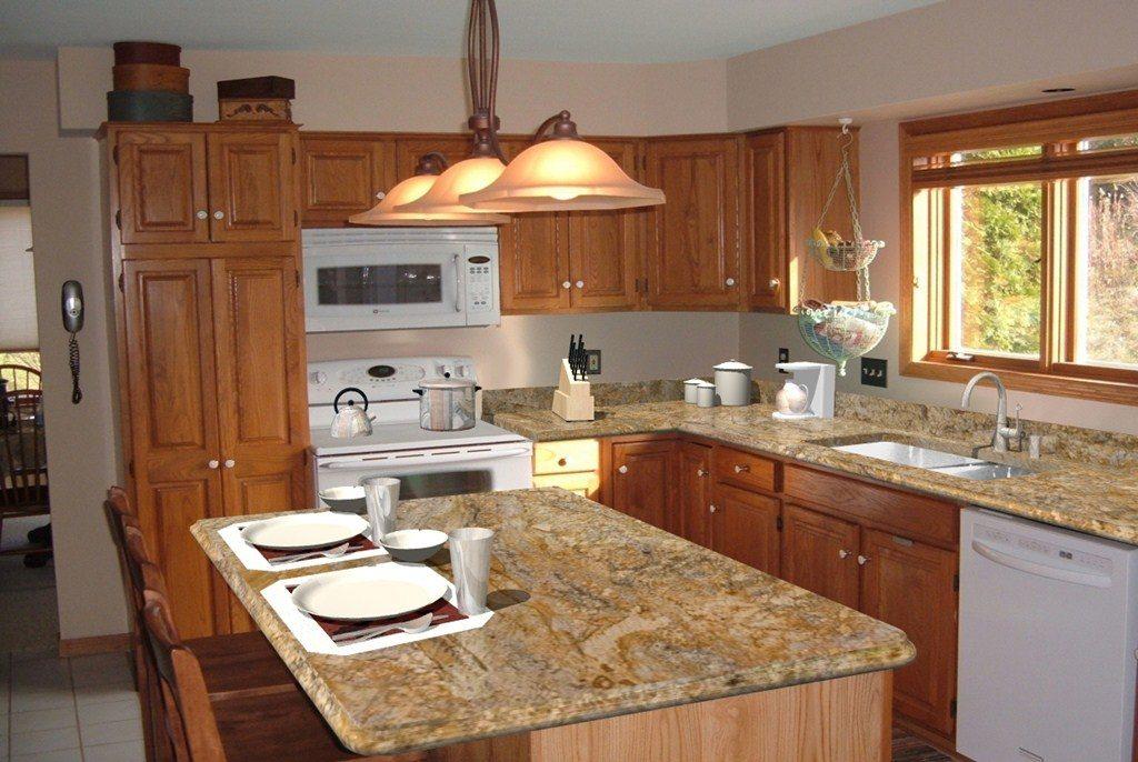 Kitchen Granite Counter Tops