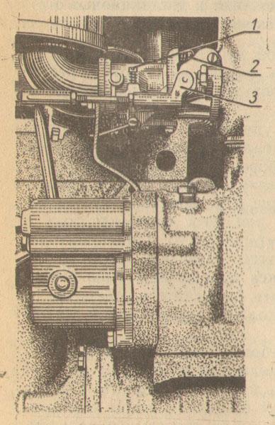 Карбюратор пускового двигателя трактора МТЗ-80/82