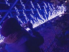 神田キャバクラ【ムーミン(mu-minn)】東京JK制服ラウンジ らら 外は寒い