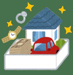 資産のカテゴリー例