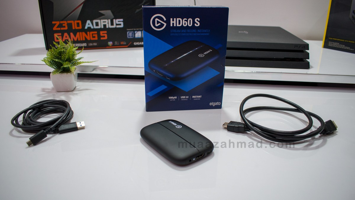 Elgato Game Capture HD60S Review