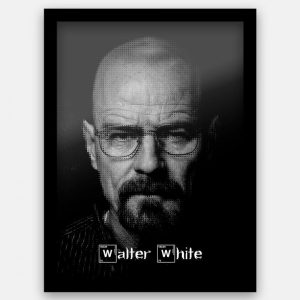 quadro-walter-white-breaking-bad