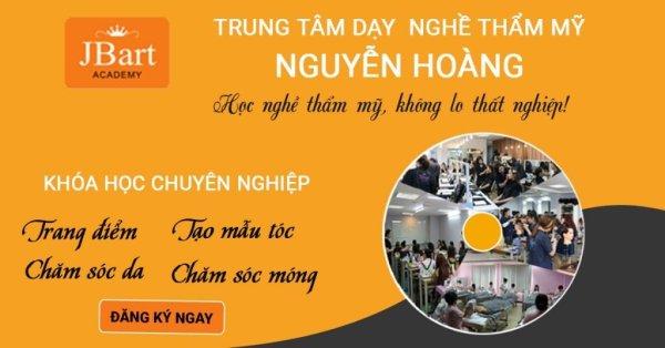 Khóa học Spa – Trung tâm đào tạo Nguyễn Hoàng