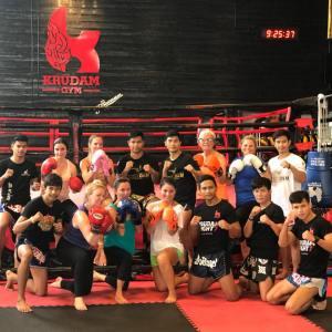 Krudam Muay Thai School