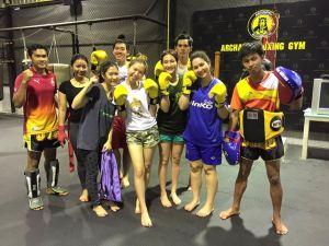 Archanai Boxing Gym