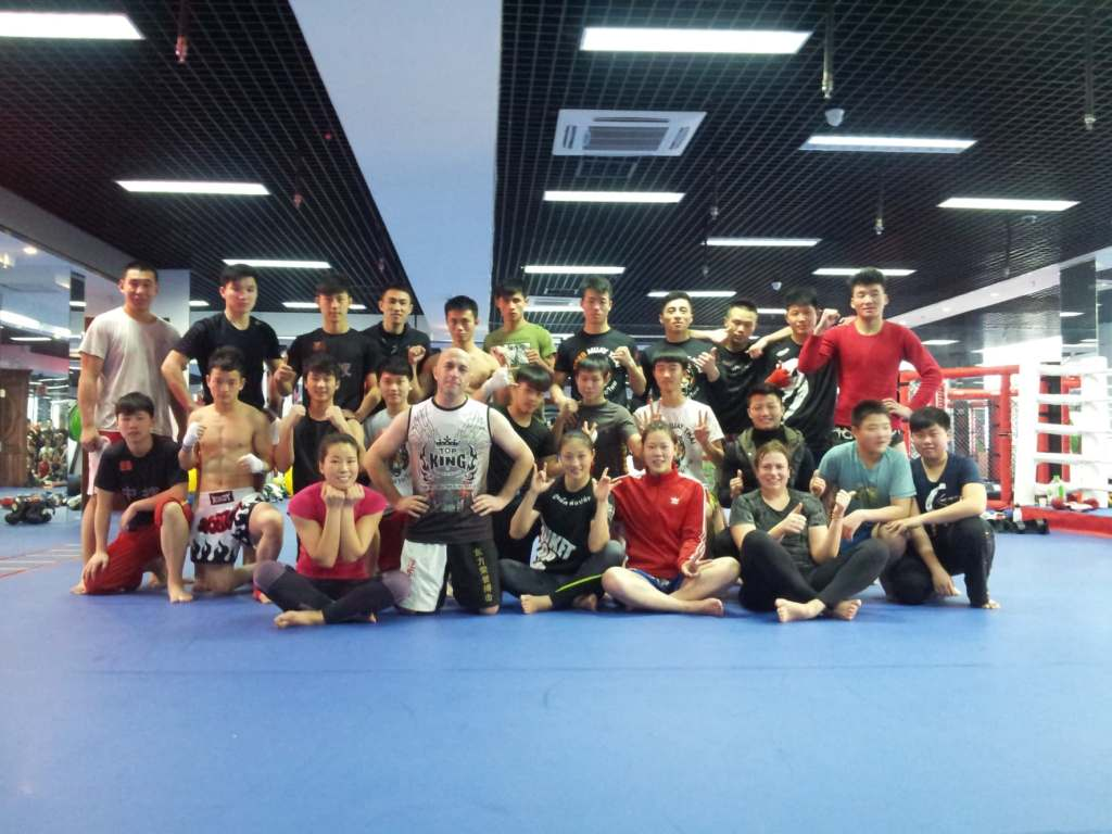 Muay Thai Personal Trainers