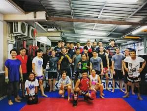 Mankong Phranai Muay Thai Gym