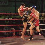 muay thai knee