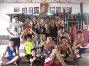 Luktupfah Muay Thai and Muay Boran academy