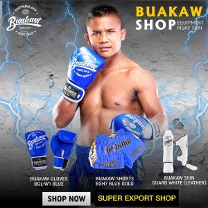 Buakaw Banchamek Gear