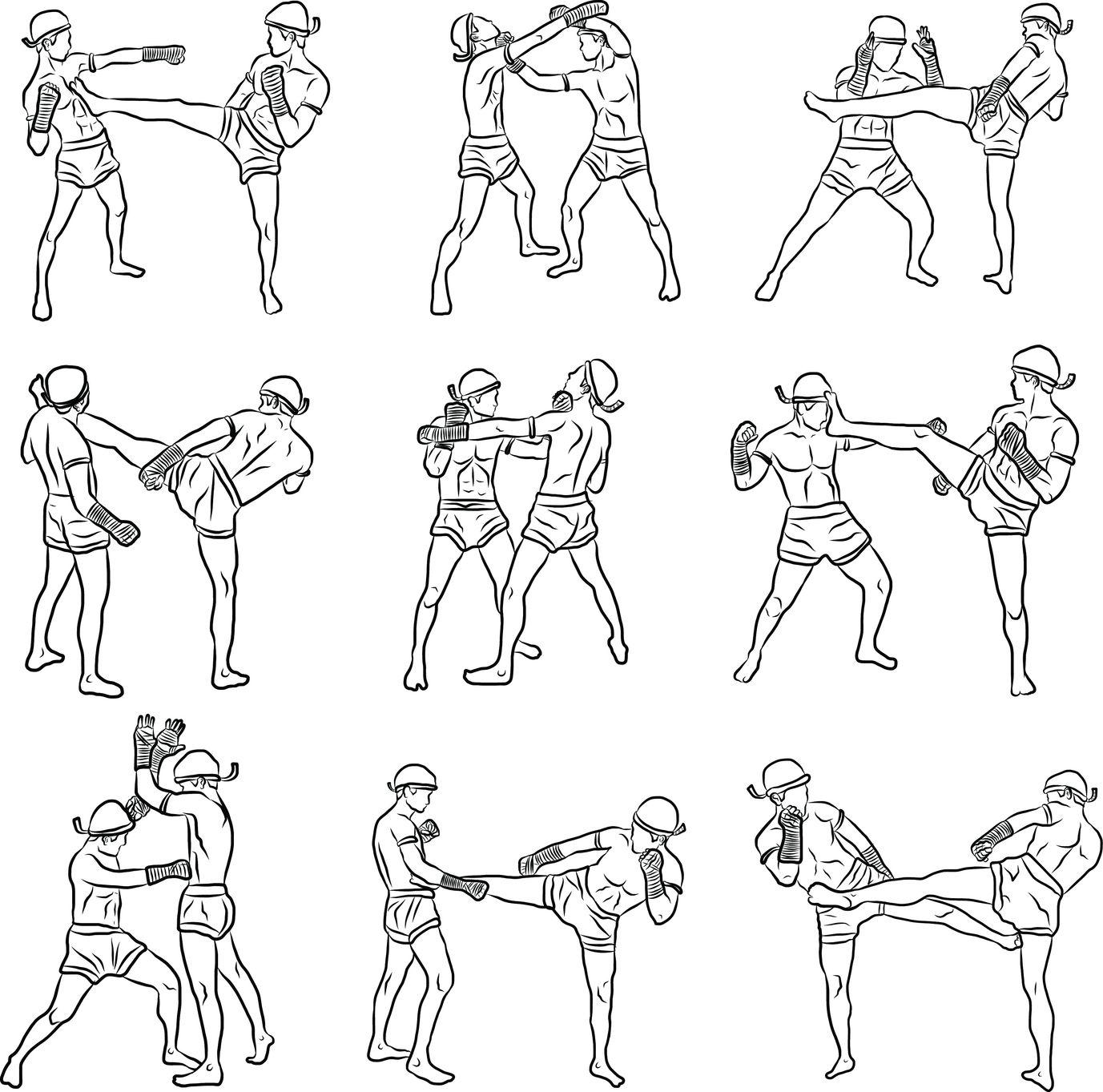 Muay Thai Workouts Pdf