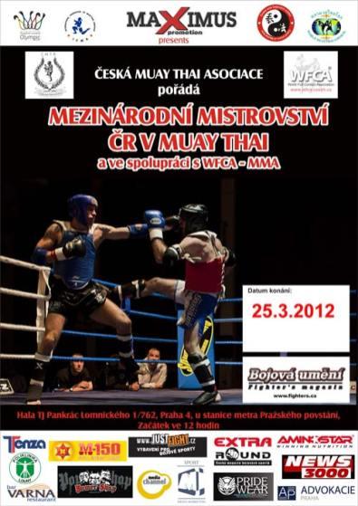 Czech Amateur Championship 2012 -2