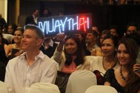 Muaythai's number 1 fan