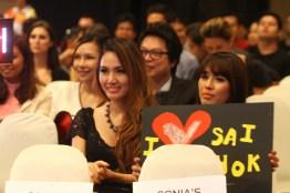 Saiyok fans
