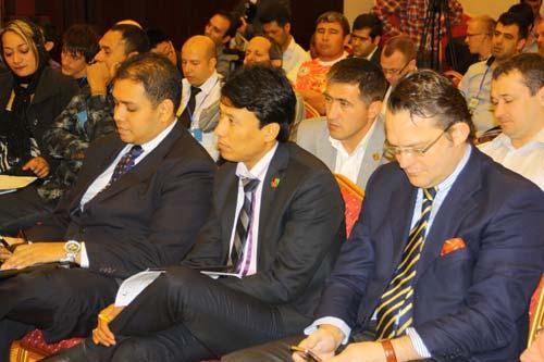 Continental delegations