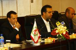 President of the Iranian Muaythai Federation