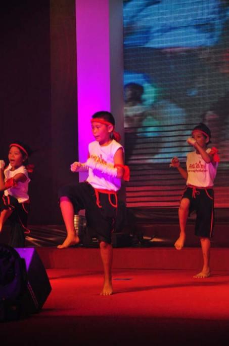 Children's Muay Aerobic