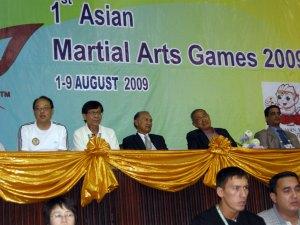 Martial Arts Games 2009