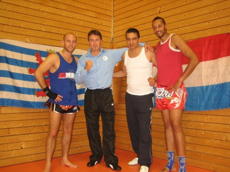 Muaythai for Luxembourg