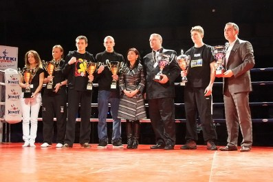 Open Polish Championships 2012 - Finalists for St. Petersburg
