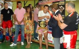 Mardsua receives Monaco Sport Medal