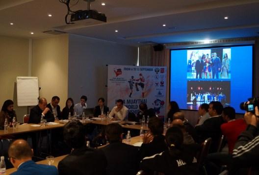Silk Road Cup presentation