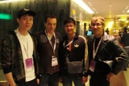 Singapore-team