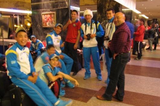 Team-Kazakhstan