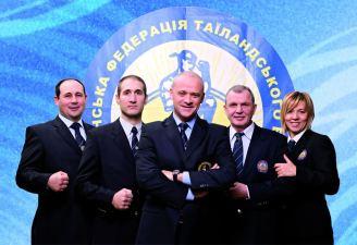 Ukraine's Team Muaythai