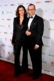 Bridget Moynihan and Donnie Wahlberg