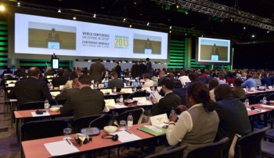 SAFRICA-SPORTS-DOPING-CONFERENCE