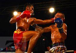 6. Finals Super 4, 57kg. Ali Yaakob vs Jordan Coe (1)