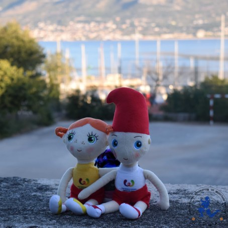 Hansel & Gretel go to the marina