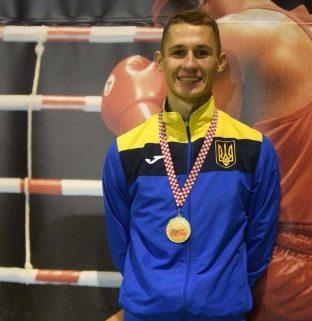 Perzhanovkyi Stanislav - Ukraine - 75kg !! #ifmamuaythai 🌟