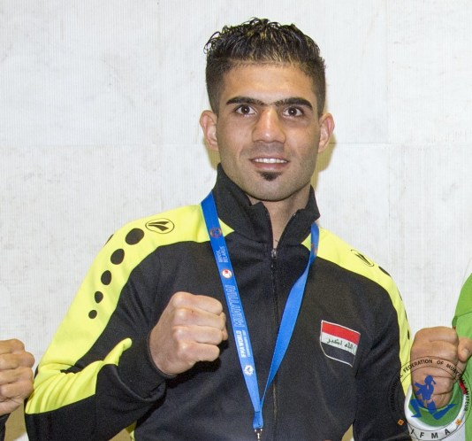 Akram Al-Qaysi - Iraq - 67kg !!