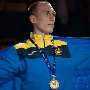 IGOR LIUBCHENKO - Ukraine 🇺🇦 - 63.5kg !!