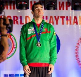 Diogo Calado - Portugal - 75kg !! #ifmamuaythai 🌟