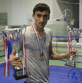 Ali Dogan - Turkey - 81kg!!#ifmamuaythai 🌟