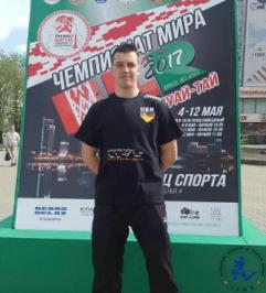Jakub Styben - Germany - 91kg !! #ifmamuaythai 🌟