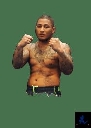 Lapa Halangahu - New Zealand - 91kg !! #ifmamuaythai 🌟
