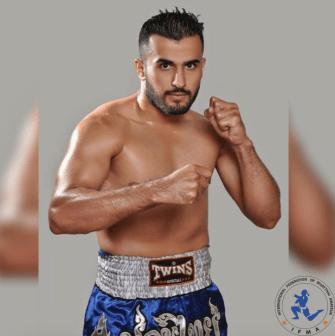 Mohammad Salameh - Jordan - 81kg!!#ifmamuaythai 🌟