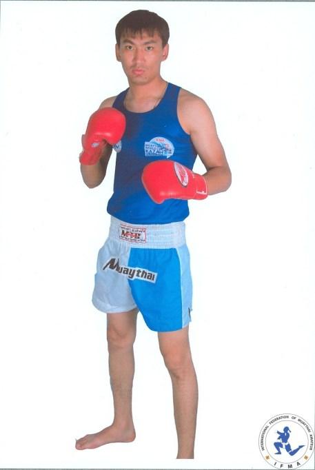 Ubbiniyaz Tureniyazov - Uzbekistan - 81kg!! - #ifmamuaythai 🌟