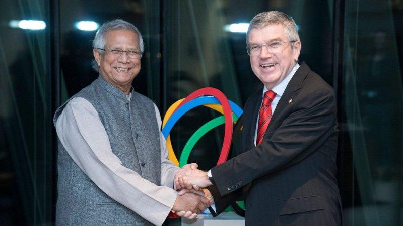 IFMA Congratulates Dr. Muhammad Yunus