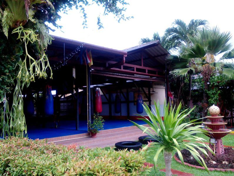 Rawai Supa Muay Thai gym front